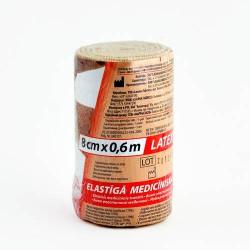 Бинт эластичный, Лаума р. 0.6мх8см высокой растяжимости